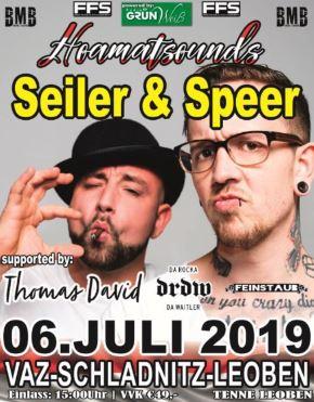 Seiler Speer Konzert Kombi