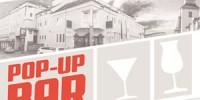 Pop-Up-Bar im Hotel Kongress